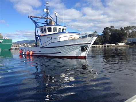 commercial fishing boat and licence for sale nsw timber ex trawler commercial vessel boats online for