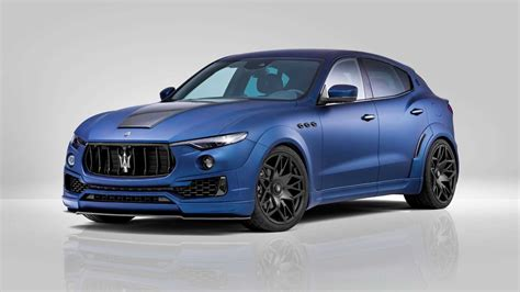 Maserati Photos by Maserati Levante By Novitec Motor1 Photos
