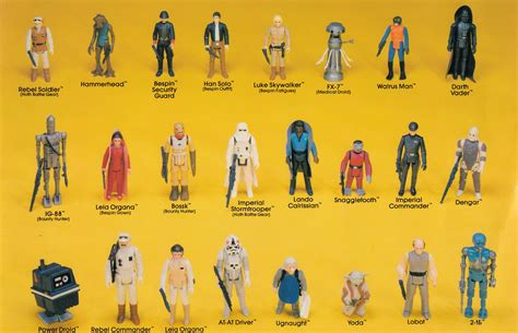 vintage wars toys s wars toys variants a guide starwars