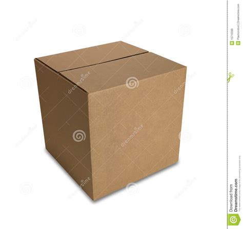 www box closed box with path royalty free stock images image