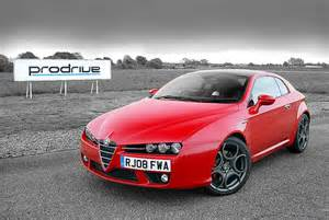 Alfa Romeo Brera S Mwp Alfa Romeo Brera S By Prodrive Flickr Photo