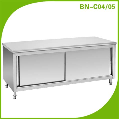 stainless steel kitchen furniture kitchen furniture china stainless steel table with
