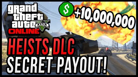 tutorial online heists gta 5 online heists secret 10 000 000 bonus payout