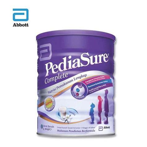 Pediasure Complete Vanila 1 6 Kg pediasure complete nutrition milk pow end 6 4 2019 8 15 am