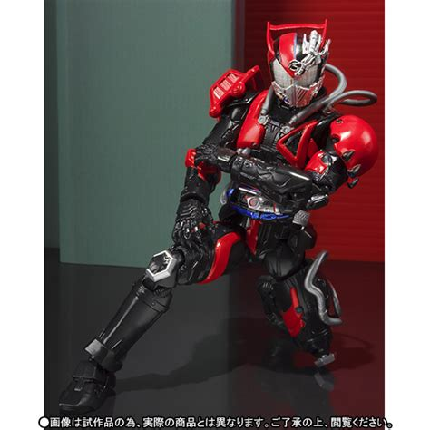 Shf Figuarts Kamen Rider Drive Type Dead Heat Ind Deadheat Speed s h figuarts kamen rider drive dead heat reveal official images tokunation