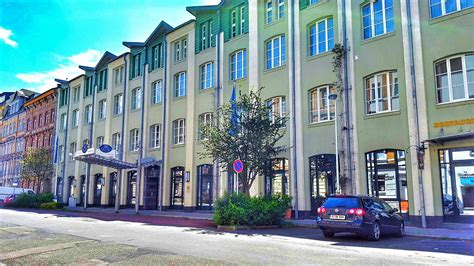 Hotelcard The Royal Inn Regent Hotel Gera Deutschland