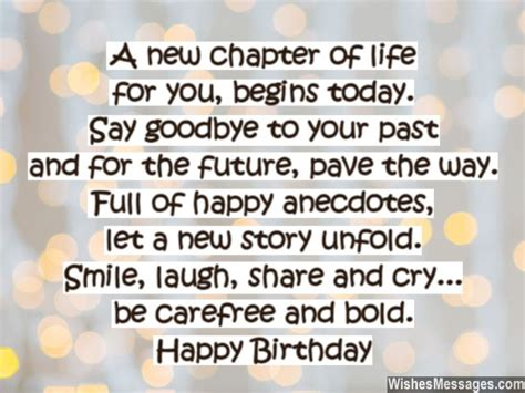 Quotes For Birthdays 40th Birthday Wishes Quotes And Messages Wishesmessages Com