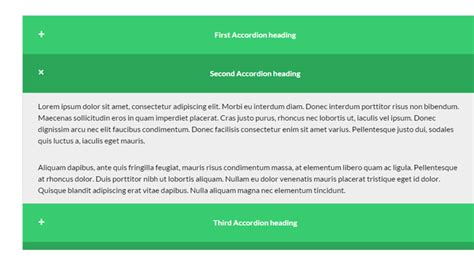 Ui Layout Accordion | best practices for accordion interfaces in web design
