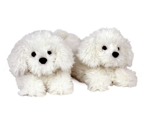 poodle slippers adults bichon frise slippers bichon frise slippers