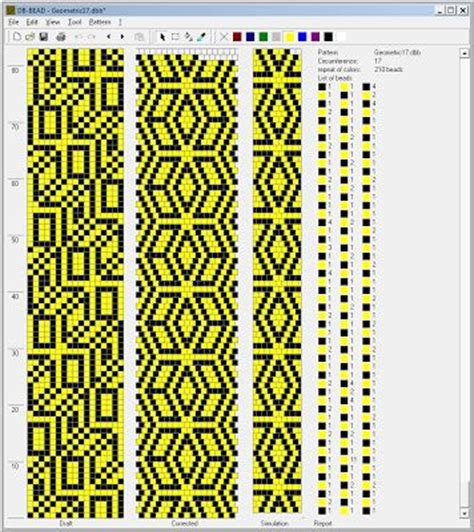 pattern rule for 2 4 10 28 20 best images about bead rope 17 on pinterest grey