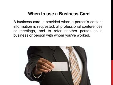 What To Include On A Business Card