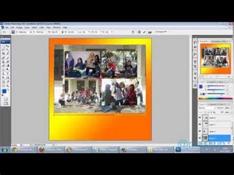 tutorial photoshop cs3 cara menggabungkan foto cara menggabungkan foto dengan photoshop cs3 youtube