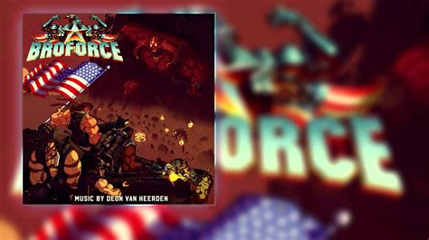 broforce full version youtube broforce soundtrack ost 12 end of the line victory version