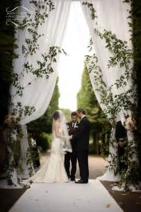 wedding arches chicago 1014 best images about aisle ceremony decor on chuppah arches and draping