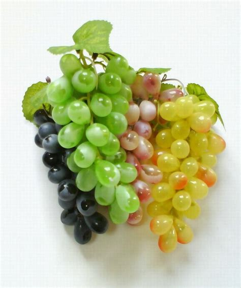 k v fruit china plastics fruit grapes fhm36b2 china artificial