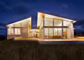 Modern Beach Home Plans by Modern Beach House On Cape Cod In Truro Ma Sustainable