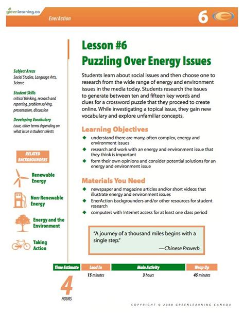 lesson plan template quebec grade 6 space unit plan ontario 1000 images about grade