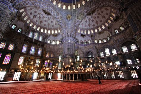 Blue Mosque Interior Photos by Istanbul City Tour