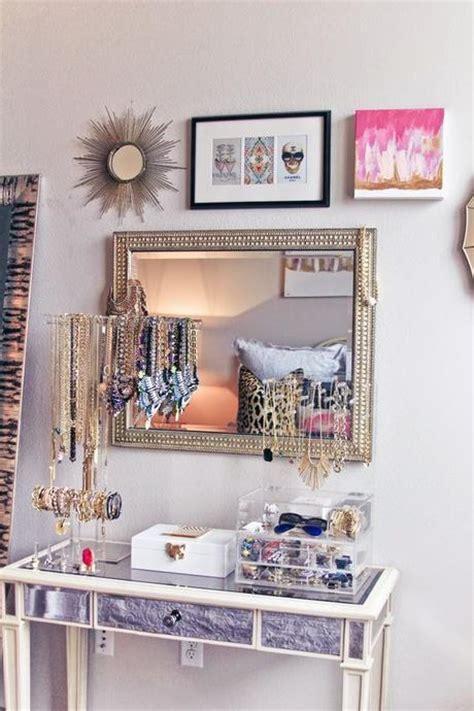 Vanity Decor by Diy Vanity Table Ideas From Paperblog