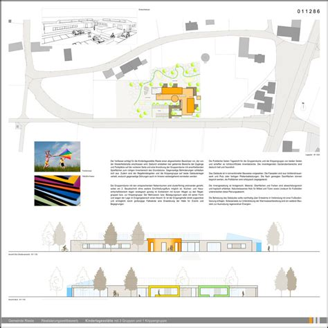 ks architektur kindergarten rieste ks architektur