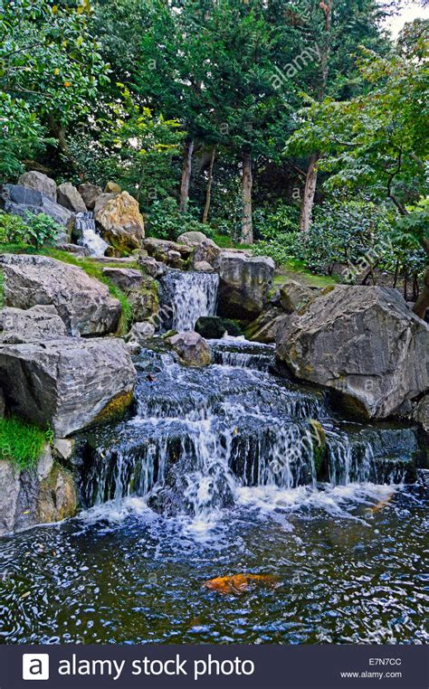 waterfall in backyard japanese garden waterfalls www imgkid com the image kid has it