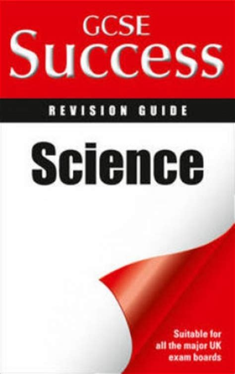 letts gcse revision success 1843153165 letts gcse success revision guide science 9781844195145 buy books