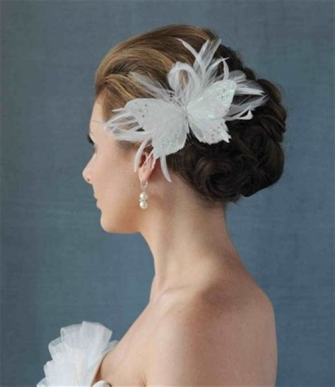 Butterfly Hair Accessories For Weddings by Obvius Weddings Butterfly Wedding Theme