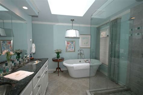 brown and blue bathroom decorating ideas blue bathrooms cool design ideas and inspiration design