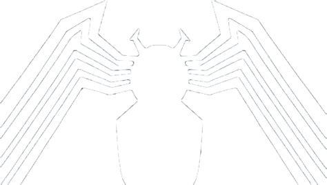 Background Polos Anti Lecek Ukuran 27x3meter venom logo transparent foto gambar wallpaper 69