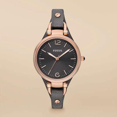 Jam Tangan Wanita Merk Fossil Type Es 3737 Baterai 2 jam tangan wanita fossil type es3077