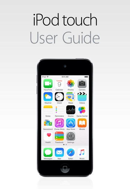 ipod touch user guide for ios 8 4 by apple inc on ibooks