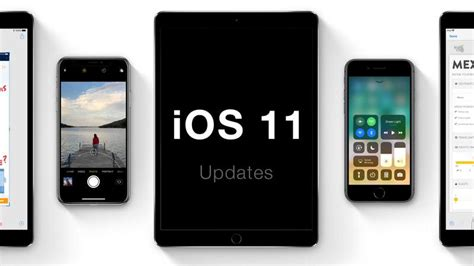 ios 11 update version problems fixes features compatibility macworld uk