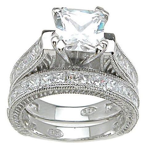 buy plutus partners 925 sterling silver princess cut