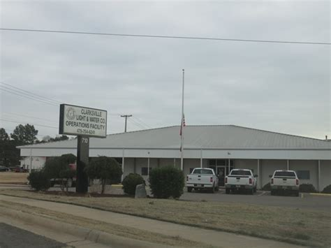 Clarksville Light And Water by Teresa Smith Real Estate Russellville Ar Re Max
