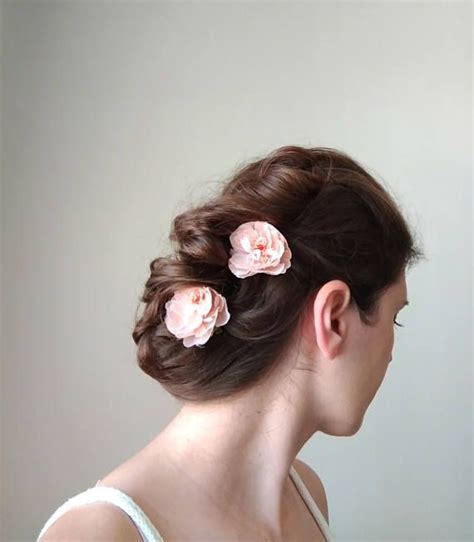 Bridal Flower Hair Clip Set 177618 best images about boards advertise