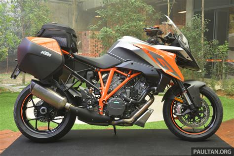 Ktm Gt 2016 Ktm Duke Gt Launched In M Sia Rm125k Image 524756