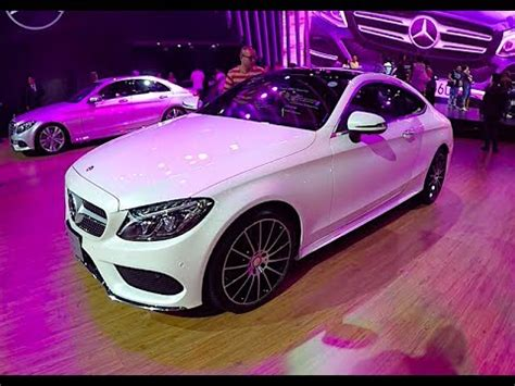 new 2017 coupe mercedes benz c 250 2018 youtube