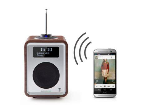 Speaker Bluetooth Forsta ruark audio r1 mk3 lyd billede