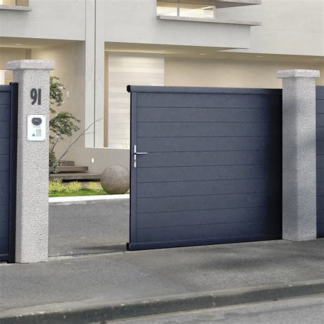 Brise Vue Aluminium Castorama by Cloture Composite Castorama Dco Cloture De Jardin