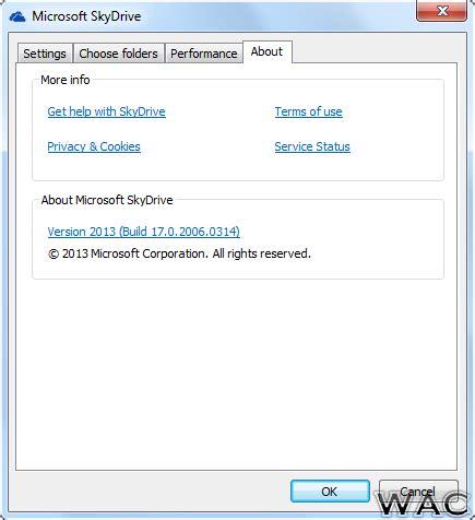 windows admin center: microsoft skydrive 17.0.2006.0314