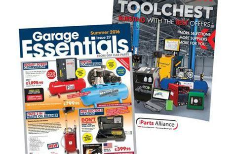 Garage Essentials by The Parts Alliance Extends Garage Essentials With 90