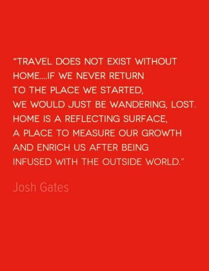 destination truth memoirs of a monster hunter quote of the week the value of home citas y frases