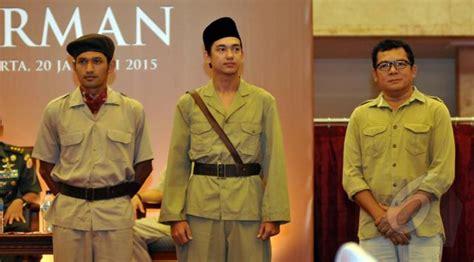 ringkasan film jendral sudirman 2015 di jenderal soedirman adipati dolken gerilya di hutan 2