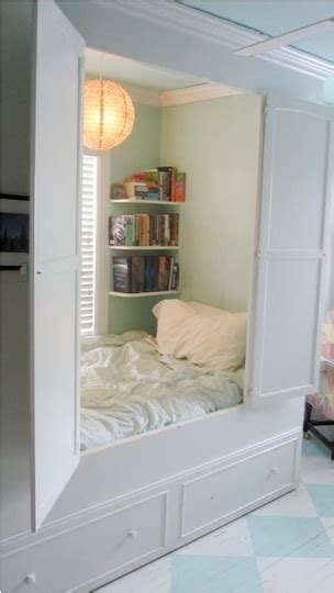 bed nook pretty things design bed nooks