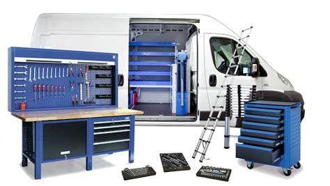 officine mobili usate trasforma il tuo furgone in un officina mobile motori