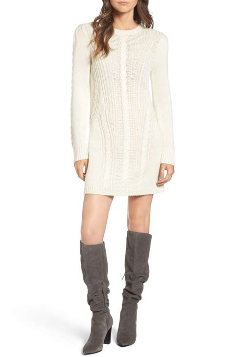 Sweater Something the best sweater dresses for fall 2017 and winter