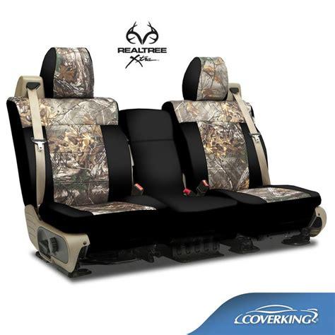 camo truck seat covers chevy silverado coverking real tree camo seat covers chevrolet silverado