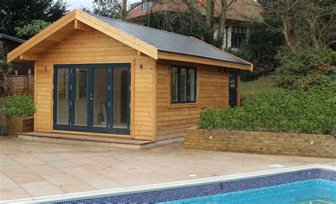pool houses london pool house nordic wood