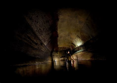 designboom underground andrew brooks photographs abandoned places in secret cities