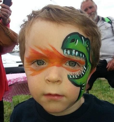 Halloween Kid Decorations - 50 awesome face painting ideas for kids
